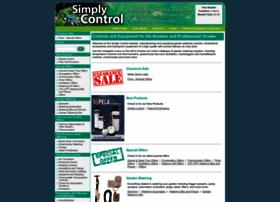 Simplycontrol.co.uk thumbnail