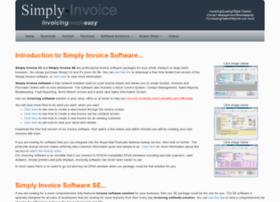 Simplyinvoice.co.uk thumbnail