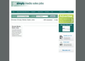 Simplymediasalesjobs.co.uk thumbnail