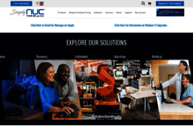 Simplynuc.co.uk thumbnail