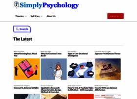 Simplypsychology.org thumbnail