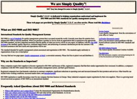 Simplyquality.org thumbnail