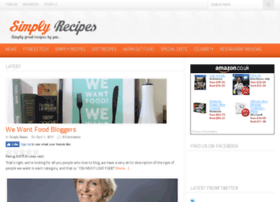 Simplyrecipes.co.uk thumbnail