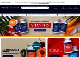 Simplysupplements.co.uk thumbnail