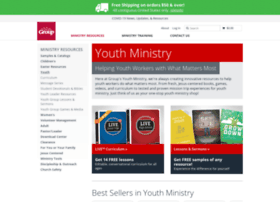Simplyyouthministry.com thumbnail