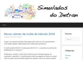 Simuladosdodetran.com thumbnail