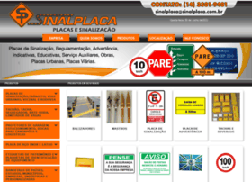 Sinalplaca.com.br thumbnail