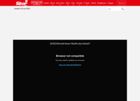 Sinarharian.com.my thumbnail