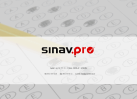 Sinav.pro thumbnail