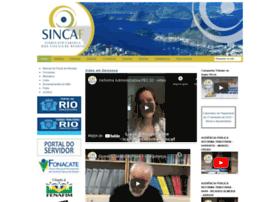 Sincaf.org.br thumbnail
