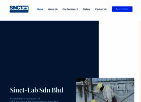 Sinct-lab.com.my thumbnail