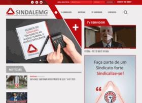 Sindalemg.org.br thumbnail