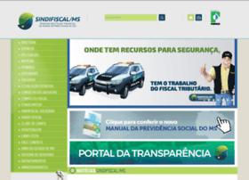 Sindate.org.br thumbnail