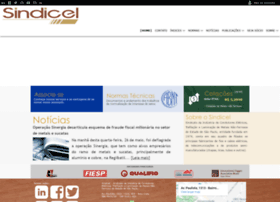 Sindicel.org.br thumbnail