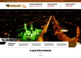Sindicont.org.br thumbnail