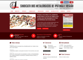 Sindipa.org.br thumbnail