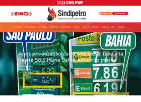 Sindipetroba.org.br thumbnail