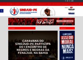 Sindjudpe.org.br thumbnail