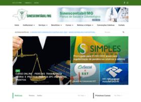Sinescontabil.com.br thumbnail