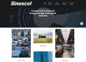 Sinexcel.us thumbnail