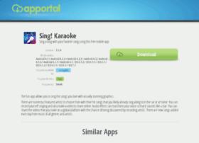 Sing-karaoke.apportal.co thumbnail