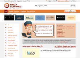 Singacoupons.net thumbnail