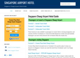 Singaporeairporthotel.com thumbnail