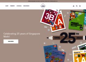 Singaporemath.com thumbnail