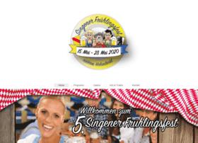 Singener-fruehlingsfest.de thumbnail