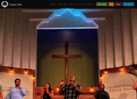 Singingoaks.org thumbnail