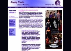 Singingstudio.ca thumbnail