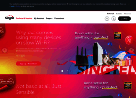 Singnet.com.sg thumbnail