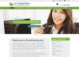 Image result for sinohosting hk- Web Hosting Providers in Hong Kong