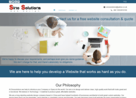 Sinosolutions.co.uk thumbnail