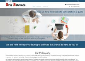 Sinosolutions.co.uk thumbnail
