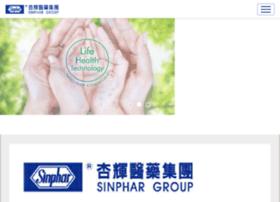 Sinphar.com.tw thumbnail