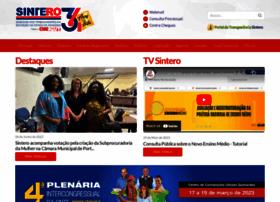 Sintero.org.br thumbnail