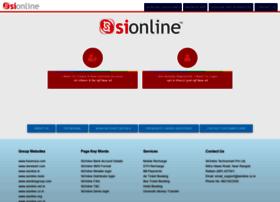 Sionline.mobi thumbnail