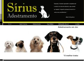 Siriusadestramento.com.br thumbnail