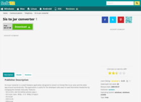 Sis-to-jar-converter.soft112.com thumbnail