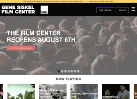 Siskelfilmcenter.org thumbnail