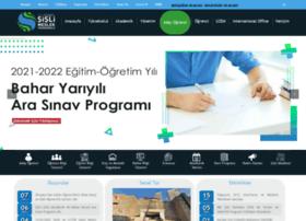 Sisli.edu.tr thumbnail
