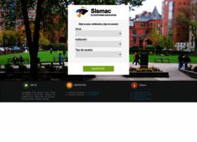 Sismac.info thumbnail