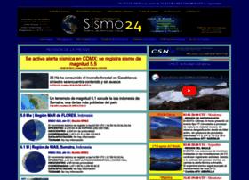 Sismo24.cl thumbnail