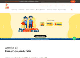 Sistemaieu.edu.mx thumbnail
