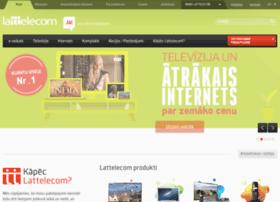 Site.lattelecom.lv thumbnail