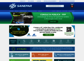 Site.sanepar.com.br thumbnail