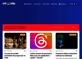 Sitegeek.fr thumbnail