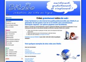 Sitego.fr thumbnail