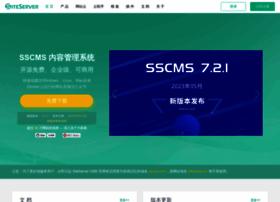 Siteserver.cn thumbnail